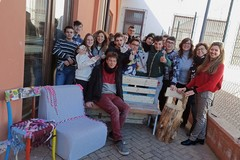 """Gli studenti dell'Archimede di Andria e Barletta impegnati nel progetto """"Con le mani"""""""