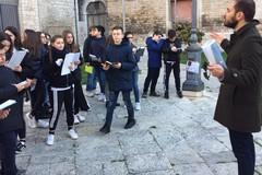 """La scuola """"Vaccina"""" alla scoperta del Centro Storico di Andria con il Centro MAMRE"""