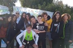 """Gli alunni della scuola """"Vaccina"""" si classificano alle gare regionali di Corsa Campestre"""