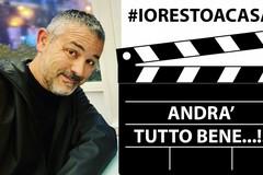 Anche l'art director Sabino Matera lancia l'hashtag #Iorestoacasa
