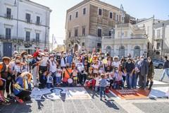 Passeggiata per una nuova città a colori, iniziativa per Giovanna Bruno Sindaco