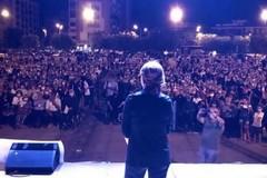 Comizio di Giovanna Bruno Sindaco con i Ministri Boccia e Provenzano, il Segretario del Pd Zingaretti ed il Presidente della Regione Emiliano