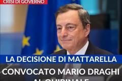 Niente Conte ter, è l'ora di Mario Draghi. Fallimento della politica