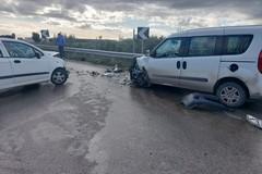 Incidente stradale sulla tangenziale ad Andria, sul posto la Polizia Locale