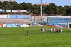 """Fidelis Andria, un pareggio che sta stretto contro il Taranto: 1-1 al """"Degli Ulivi"""""""