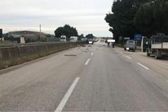 Motocarro contromano, schianto sulla SP231 tra Corato e Andria