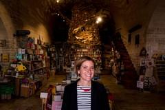 """Intervista con Viviana Peloso, libraia per vocazione e passione alle """"Vecchie Segherie Mastrototaro"""""""