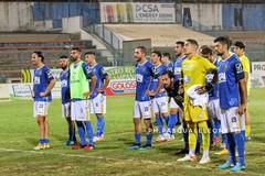 La Fidelis Andria incassa un altro tris: biancazzurri sconfitti 3-1 a Catanzaro