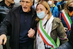 "No Green Pass e scontri a Roma, invasa sede Cgil. Sindaco Bruno: ""No alla violenza"""