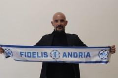 Ciro Ginestra è il nuovo allenatore della Fidelis Andria