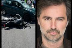 Violento impatto tra auto e moto: il modello andriese non udente Armando Conte ferito nell'incidente