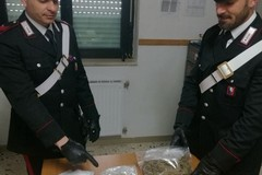 Spaccio in campagna, arrestati 2 pusher andriesi a Spinazzola