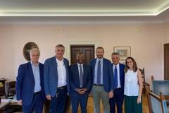 Dazi sull'olio extra vergine d'oliva: incontro con i rappresentanti dell'ambasciata americana