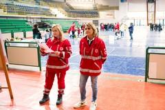 Ruolo attivo della Croce Rossa Italiana di Andria nella prevenzione sanitaria