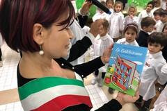 La Costituzione spiegata ai bambini: all'Istituto Jannuzzi-Di Donna una lezione speciale con l'ass. Bruno