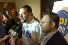 """E' scontro nel partito """"Noi con Salvini"""": Miscioscia e Alita sconfessano il segretario provinciale Campana"""