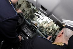 Furti d'auto, controlli sulle strade extraurbane