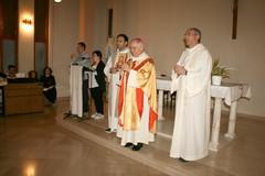 Al Santuario del SS. Salvatore la messa nella Lingua Italiana dei Segni