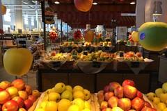Scoppia finalmente l'estate ed aumentano i consumi di frutta in una settimana