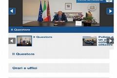 Questura di Barletta Andria Trani: attivato anche il sito internet