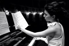 Federica Fornabaio in concerto a Bari il 25 marzo