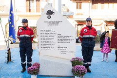 Cerimonia commemorativa ad Andria per i Caduti nella strage di Nassirya