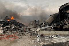 Incendio Dalena Ecologica, il Forum Ambiente Salute Andria scrive al Commissario Tufariello