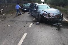 Tre persone ferite in un incidente stradale a poche centinaia di metri dal Santuario del SS. Salvatore