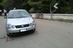 """Ciclisti investiti nei pressi del maniero federiciano: uno in codice rosso al """"Bonomo"""""""