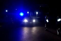 Impatto tra due auto sull'Andria Trani intorno all'una e trenta di stanotte