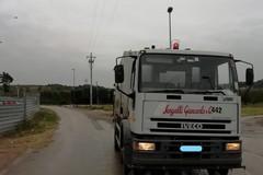 Nuovo intervento di sanificazione, disinfezione ed igienizzazione del territorio di Andria