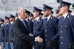 Festa della Polizia di Stato: consegnati a Bari i riconoscimenti ai poliziotti in servizio ad Andria