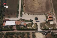 Confisca per oltre 1,5 milioni ad Andria: un agriturismo con ippodromo e due aziende agricole