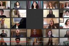 """L'Accademia Musicale Federiciana canta a distanza """"Il mio canto libero"""" di Battisti"""