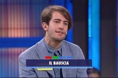 """Andria su Canale 5 con il giovane Sebastiano D'Oria, concorrente ad """"Avanti un Altro"""""""