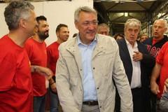 Bat: Maurizio Landini in assemblea con i lavoratori del Tac