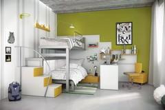 Nuovo spazio ragazzi 2019 da Mastrodonato Interiors & Design ad Andria
