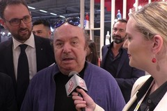 """Lino Banfi riceve un premio per la sua attività imprenditoriale """"Made in Puglia"""""""