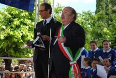A Lino Banfi le chiavi della città di Bari