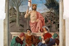 Pasqua di Risurrezione: il radioso Cristo di Piero della Francesca