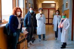 Coronavirus: il M5S dona altri 40 kit al Pronto Soccorso dell'ospedale Bonomo di Andria