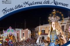"""Madonna dell'Altomare, """"Maria pellegrina insieme a noi"""": iniziative ed itinerario della sentita processione"""