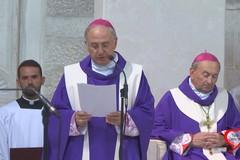 Discarica contrada Tufarelle, la contrarietà del Vescovo Mansi