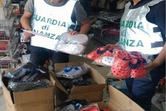 Nuova operazione anti contraffazione delle Fiamme Gialle