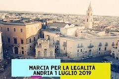 """Marcia per la legalità: """"Resurrezione di Andria"""""""