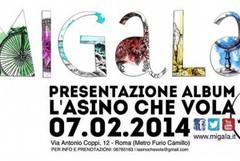 Un pò di Sud nella Città di Roma: i Migala presentano il loro album