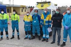Coronavirus, partita per Brescia una equipe sanitaria delle Misericordie