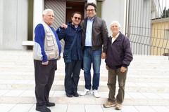 """L'associazione """"Io ci sono!"""", incontra il nuovo parroco della chiesa di S. Riccardo, don Michelangelo Tondolo"""