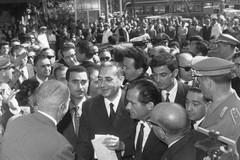 Un convegno su Aldo Moro e la democrazia in Italia: tra i relatori gli andriesi Sabino Zinni e Saverio Sgarra