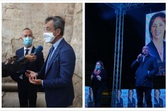 Ballottaggio, ad Andria si chiude la campagna elettorale del M5S e del centrosinistra
